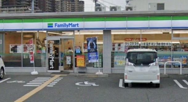 ファミリーマート茨木蔵垣内店