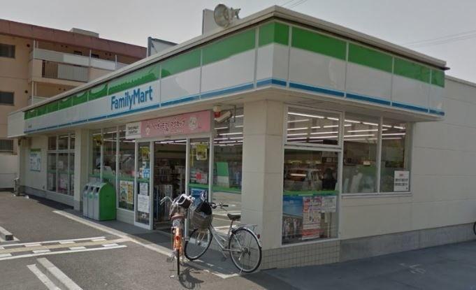 ファミリーマート茨木水尾店